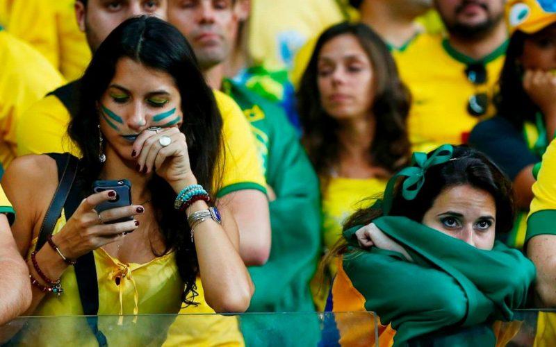 Выслать вон из страны: Что ждет бразильских болельщиков, похабно пошутивших над москвичкой