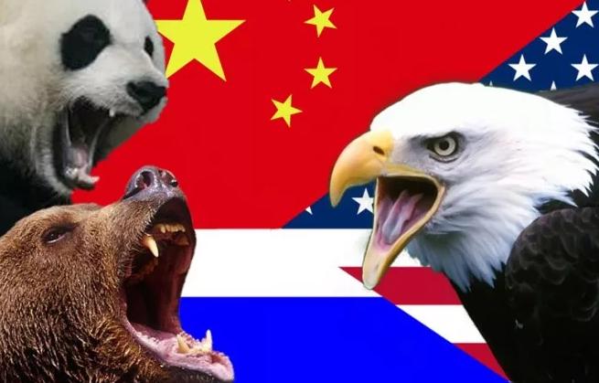 National Interest: Россия и США могли бы подружиться против Китая